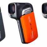 Panasonic выпустила три компактных камкордера с поддержкой Full HD